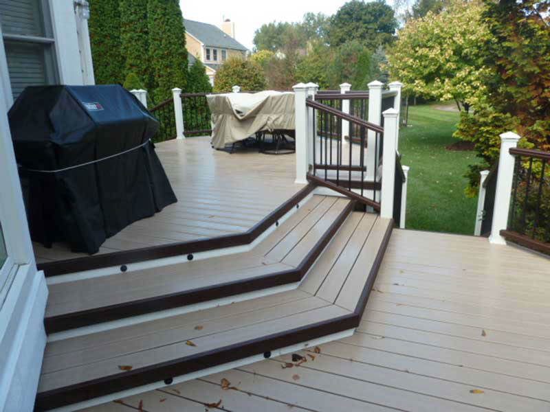 Maintenance Free Deck Builders This Spring