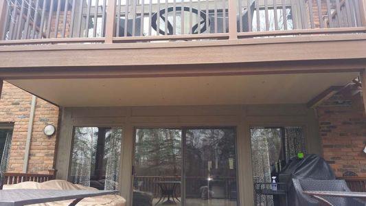 Low Maintenance Composite Decks