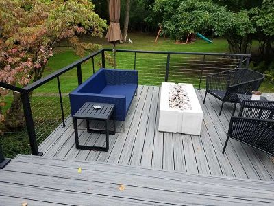 Deck Railings