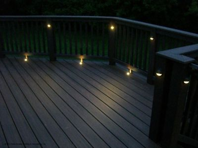 Deck Lighting and Accessories