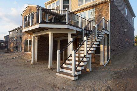 Deck Steps