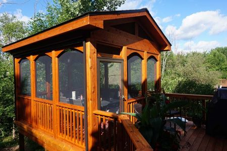 Enclosures and Gazebos