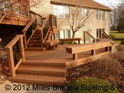 Low Maintenance Composite Decks