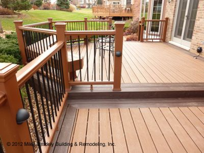Deck Railings & Privacy Walls