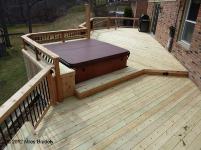 Wood Deck Archive