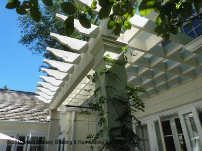 Trellises, Pergolas and Columns
