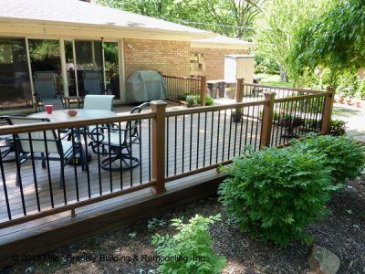 Deck Railings & Privacy Walls