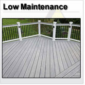 Low Maintenance Decks