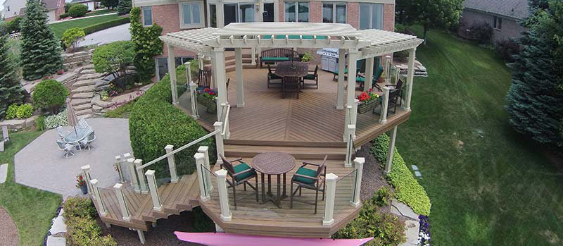 Schedule Your Composite Deck This Fall