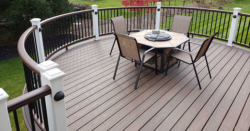 Can You Put A Fire Pit On Trex Composite Decking?
