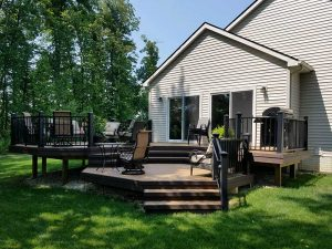 Composite Decks in Livingston County