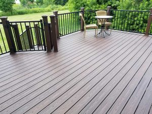 Get a deck this Fall or Winter!